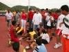 Gobernación ejecuta proyectos de infraestructura deportiva y viviendas
