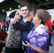 Tarek agasajó a madres y abuelas anzoateguienses