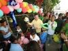 Tarek entregó juguetes a niños y niñas del albergue Inces-Construcción