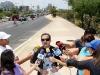 Gobernador inaugura ampliación de la avenida Camejo Octavio