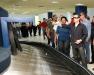Tarek inauguró áreas de recepción de equipaje y aduana del Aeropuerto Internacional de Barcelona