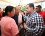 Gobernador Tarek entregará ayudas a padres de victima por inundaciones en Casco Central