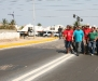 Tarek entregó asfaltado y reparación del colector caído en la calle Tajalí de Lechería