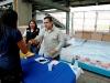 Gobernación asiste a damnificados por lluvias en municipio Bolívar