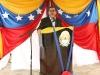 Tarek rindió honores a la Bandera en Plaza Bicentenaria de Anzoátegui