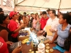 Gobernación y Pdval vendieron carne en Barcelona