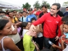 Gobernación y Pdval atendieron más de 7 mil personas en Las Delicias