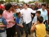 Gobernación y alcaldía continúan plan de ayuda a afectados por lluvias