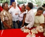 Gobernación y Misión Mercal beneficiaron habitantes del sector Hernández Pares