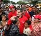 Gobernador Tarek realizó operativo médico y social en Clarines