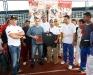 Tarek entregó 5 millones de Bs. F. en material deportivo