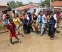 Gobernación realiza evaluaciones en sectores anegados por las lluvias