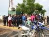 Gobierno regional adjudicó funcionarios policiales en trailer de Las Casitas