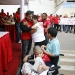 Tarek entregó  ayudas sociales en la ciudad de El Tigre
