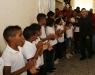 Gobernación avanza en construcción de Escuela Rural en Barbacoa