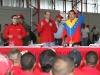 "Presidente Chávez inauguró ""Fabrica Socialista Kariña"" en Anzoátegui"