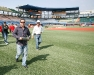 "Gobernador Tarek moderniza estadio de beisbol Alfonso ""Chico"" Carrasquel"