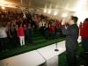 Gobernador Tarek juramentó Frente Socialista de Médicos Bolivarianos del estado Anzoátegui