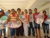 Fundación Regional  Niño Simón Anzoátegui entregó canastillas a recién nacidos en Hospital Razetti