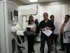 El gobernador Tarek William Saab, informó que desde el mes de junio, cuando se iniciaron las actividades con el moderno equipo, se ha atendido 1.588 pacientes, 987 en los servicios de estudios radiográficos, 581 ecosonogramas  y 20 mamografías