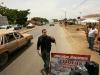 Gobernación ejecuta trabajos de rehabilitación y mejoras en Distribuidor Mesones