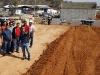 Tarek inspeccionó avance del 60% del Distribuidor Fabricio Ojeda