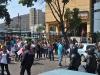 Habitantes de Lechería rechazan violencia en Urbaneja