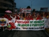 Anzoátegui se manifestó en favor del pueblo de Palestina