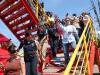 Tarek anuncia avance del 60% en construcción de pasarela para habitantes de La Ponderosa y Los Mesones