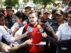 Tarek entregó dotación de armamentos a PoliAnzoátegui