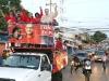 2 mil vehículos participaron en Caravana en Píritu y Peñalver