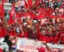 Multitudinaria caminata convoca voluntad al voto en Anzoátegui