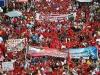 Más de 10 mil anzoatiguenses marcharon en defensa de Chávez y Venezuela
