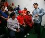 Con la intención de calentar los motores con fuerza, el Partido Socialista Unido de Venezuela en Anzoátegui, más allá de las actividades de la organización de las patrullas y la búsqueda del 1 por 10, intensifica la campaña para los comicios del 26 de septiembre con varias actividades de calle.
