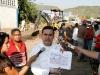 Gobernación construye nueva red de cloacas en Brisas del Neverí