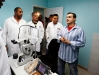 Gobernación rehabilita área de oftalmología en el hospital Razetti