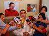 Gobernador Tarek se suma al duelo por fallecimiento de William Lara