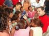 Gobernador Tarek William Saab visita a damnificados