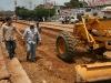Gobernación inicia recuperación y rehabilitación de vialidad en  Zona Industrial Los Montones