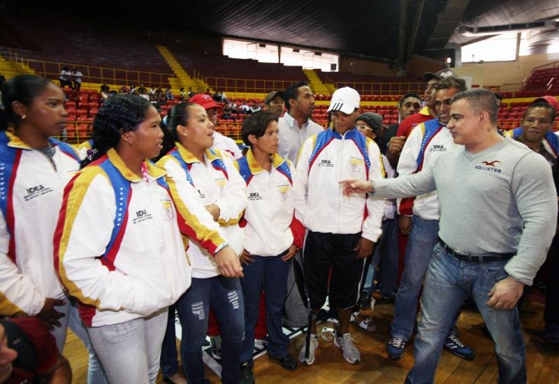Anzoátegui hace historia con primer título en beisbol femenino de Juegos Nacionales