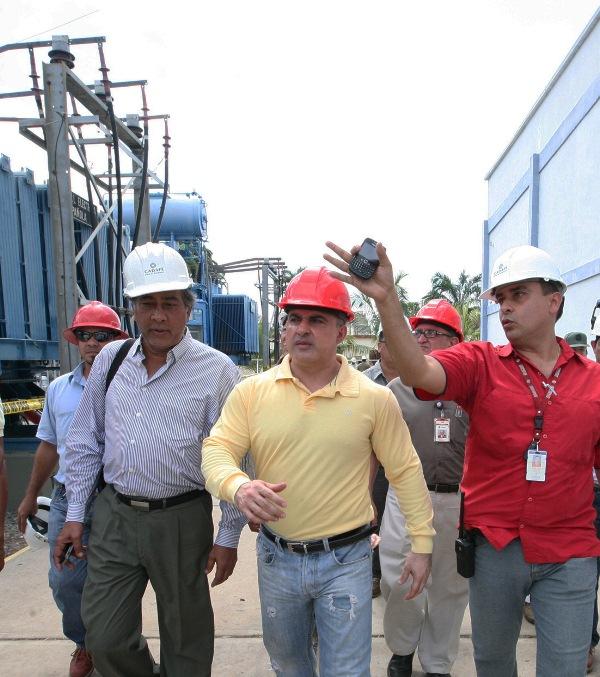 Gobernación de Anzoátegui reacondicionó sistema eléctrico en diferentes sectores de El Tigre