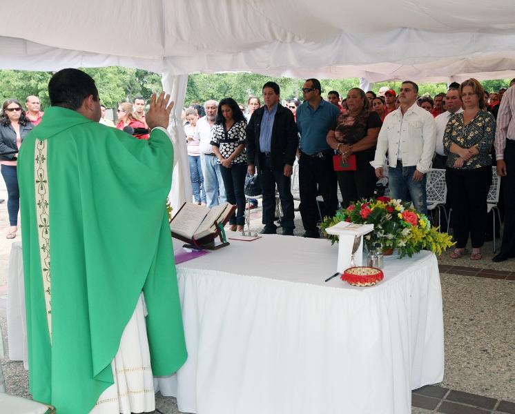 Anzoátegui unido por recuperación del Comandante Chávez