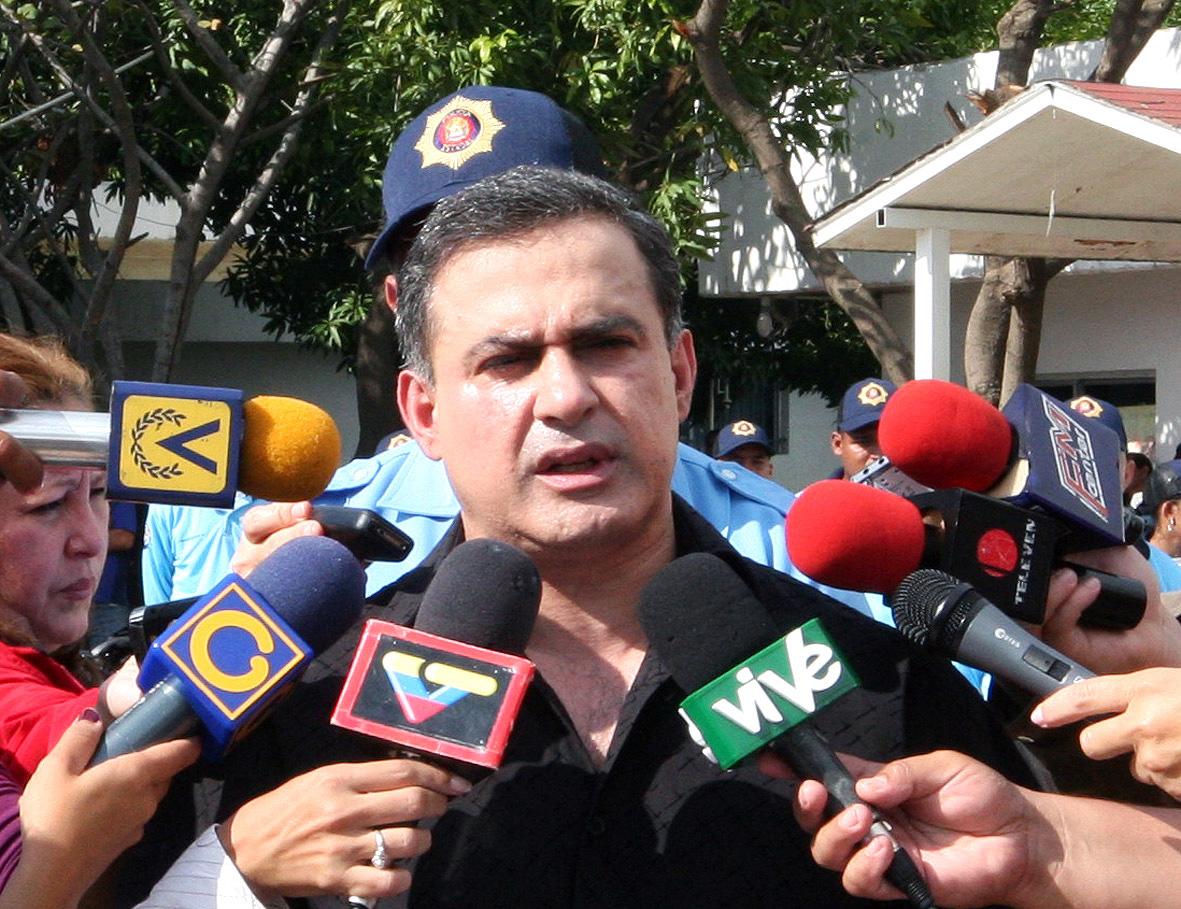 Gobernador Tarek ordenó destitución de 6 funcionarios de PoliAnzoátegui