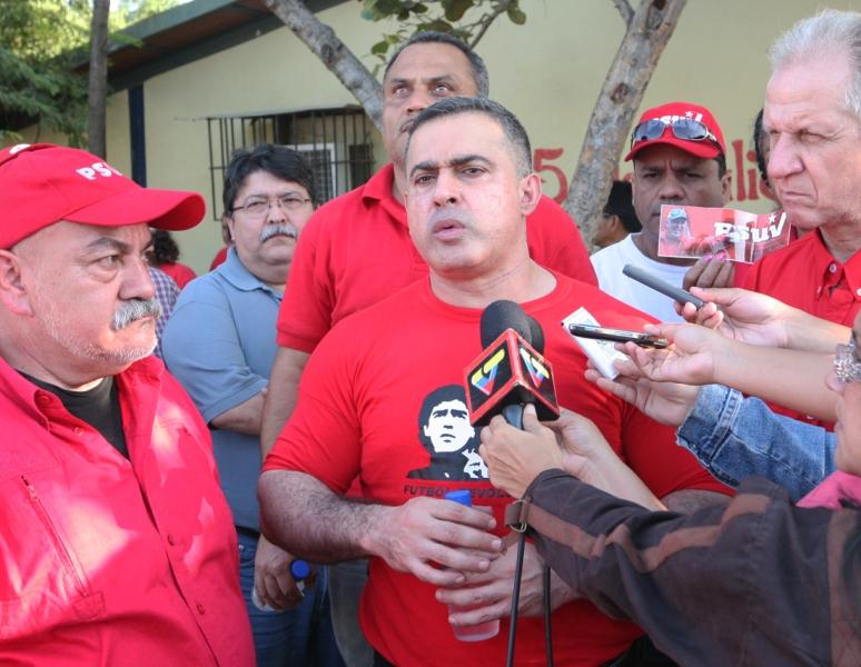 Dario Vivas y Tarek inspeccionaron despliegue de Patrulleros en Anzoátegui