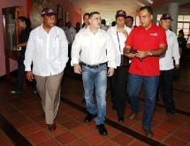 Ministro Fleming y Gobernador Tarek promueven el turismo en Anzoátegui