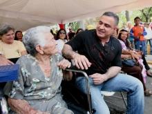 """Tarek celebró junto a luchadoras """"Día de la no violencia contra la mujer"""""""