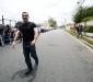 Tarek entregó mejoras en calles y tramos de la Avenida Centurión de Nueva Barcelona