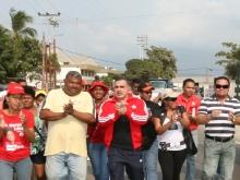 Tarek rehabilitó vialidad Puente Ayala y Mayorquín