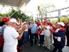 Gobernación de Anzoátegui construye cancha de usos múltiples en Guanipa