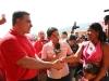 Ministra Ochoa y gobernador Tarek entregaron 26 viviendas construidas por Consejo Comunal Capiricual I